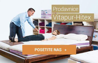 Posetite naše prodavnice Vitapur-Hitex