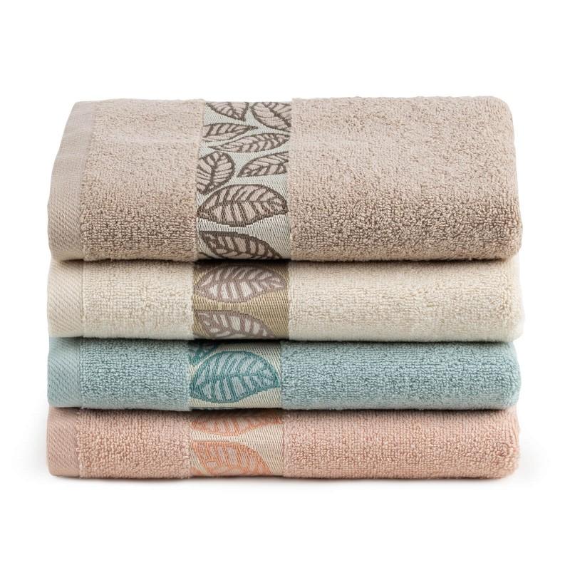 Jednobojni peškir Svilanit Orion izrađen od kvalitetnog i mekanog pamuka. Gusto tkanje pamuka za mekani dodir na vašoj koži. Peškiri sa dekorativnom bordurom. Idealan poklon za vaše najbliže. Siva boja.
