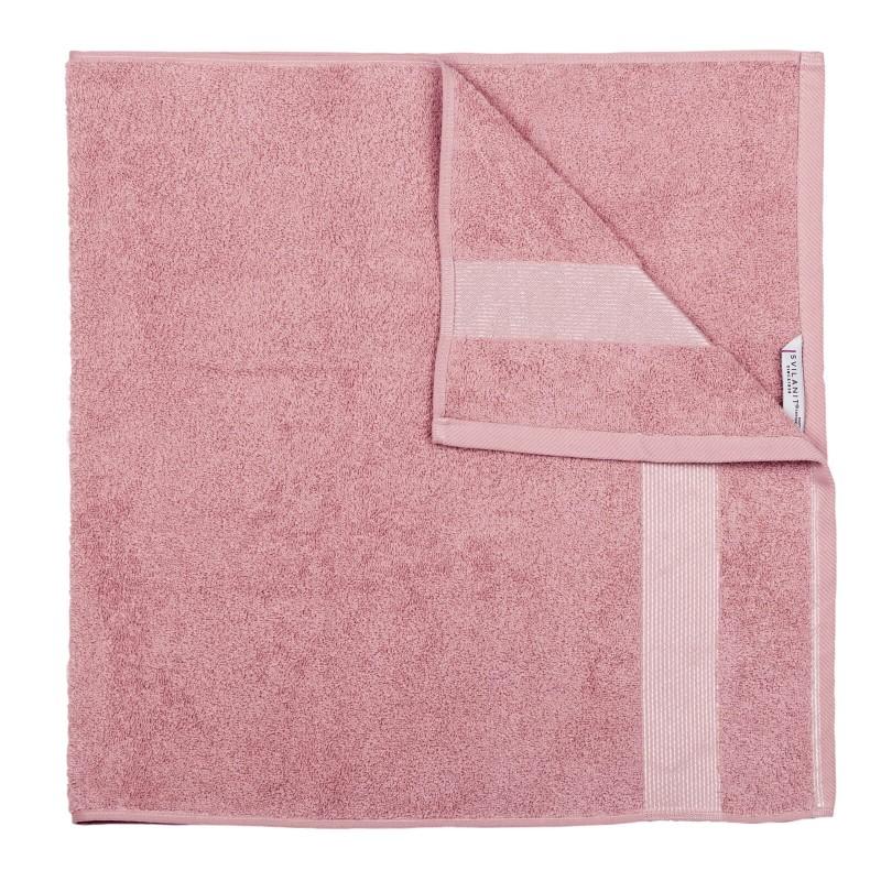Doživite luksuzni komfor u svom kupatilu! Peškiri Aurum su izrađeni od kvalitetnog i mekanog pamuka, i brzo se suše. Gusto tkanje pamuka za mekani dodir na vašoj koži. Peškiri sa dekorativnom bordurom. Dostupni u tri dimenzije.
