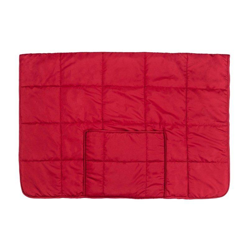 Višenameski dekorativni pokrivač SoftTouch 4u1 impresioniraće vas svojom funkcionalnošću jer se može koristiti kao pokrivač, jastuk, prekrivač ili kao džep za stopala. Idealno će se uklopiti kao prekrivač za kauč kod vaše kuće, kao ćebe za automobil, biće neophodni dodatak svakom pikniku i kampovanju. Napravljen je od kvalitetnih i mekih mikrovlakana, koja su izuzetno tanka i stoga prijatno prijanjaju uz vašu kožu. Meka i glatka strana nude razne upotrebe. Meka strana je pogodna za pokrivanje, dok glatka strana sprečava proklizavanje po raznim površinama. Pokrivač se može prati na 40 °C.