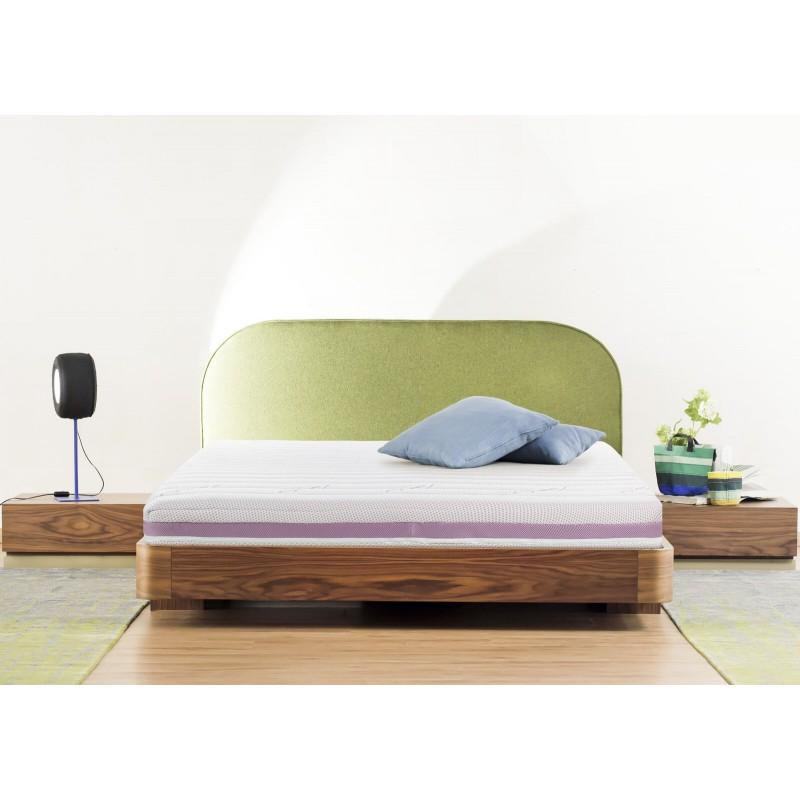 7-zonski dušek od pene Hitex Lavender Comfort  visine 16 cm, pruža potpunu podršku vašem telu i udobnost i obezbeđuje da se ujutro probudite naspavani i odmorni. Ortopedsko jezgro napravljeno od visoko elastične poliuretanske pene, savršeno se prilagođava telu i pruža kvalitetan odmor. Nežan miris lavande u navlaci, koji umiruje i oslobađa od napetosti i nesanice, pruža dodatnu udobnost. Navlaka dušeka se skida i pere na 40 °C.