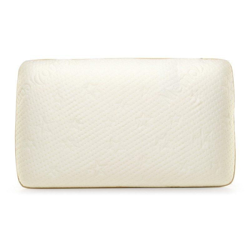 Klasični dečiji jastuk MemoDream je pogodan je za decu od 3. godine života pa nadalje. Memorijska pena kombinuje prednosti i karakteristike klasičnih jastuka i jastuka od lateksa. Nežno se prilagođava vratu i glavi deteta, savršeno podupire kičmu i opušta telo tokom spavanja. Navlaka se skida i pere se na 40 °C.