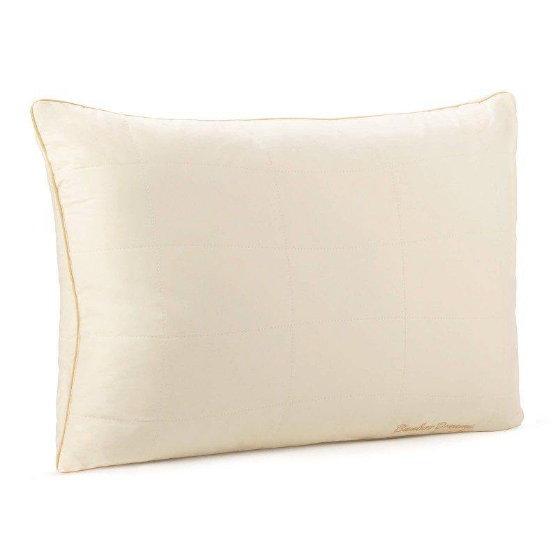Klasični jastuk Andorra SuperSoft, u svojoj nižoj verziji, pogodan je za sve one koji se puno okreću dok spavaju, imaju uža ramena i najčešće spavaju na stomaku. Vaša koža će biti u kontaktu sa 100% nebeljenim pamukom i bambusovim vlaknima, što garantuje svežinu i higijensko okruženje za spavanje. Jastuk je potpuno periv na 60 °C.