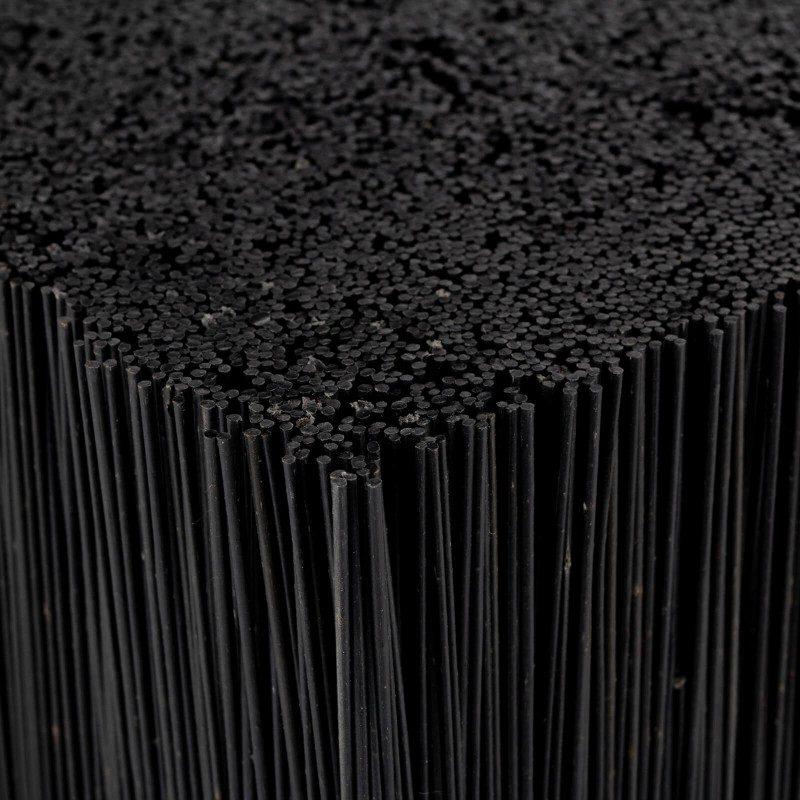 Stalak Blacksmith je pogodno za skladištenje vaših kuhinjskih noževa, uz potpunu zaštitu. Noževima je potrebno adekvatno mesto za čuvanje, jer čuvanjem u fioci, mogu da se oštete ili istupe. Dimenzije 11 x 10,5 x 23 cm.