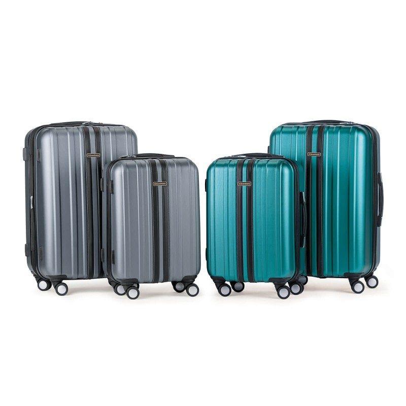 Tvrdi kofer za putovanje Scandinavia, predstavlja novu generaciju visokokvalitetnih kofera od vodootporne ABS plastike. Cela kolekcija je zasnovana na inovaciji i izuzetnoj izdržljivosti, koja je testirana i dokazana na nekoliko testova opterećenja. Svi koferi Scandinavia imaju 5-godišnju garanciju i dostupni su u dve veličine i više boja.