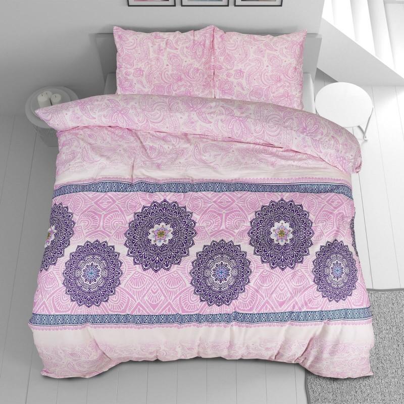 Vreme je za potpuno uživanje u modernim pamučnim posteljinama! Posteljina Suhana je satkana od visokokvalitetnog, tankog i mekanog pamučnog satena. Posteljina od satena je čudesan ukras vaše spavaće sobe, a u isto vreme odličan izbor za udoban i ugodan san. Neka vas očara klasični dizajn prestižnog izgleda. Jastuci imaju poseban rub, koji poboljšava veličanstven izgled. Posteljina se može oprati na 40 °C.