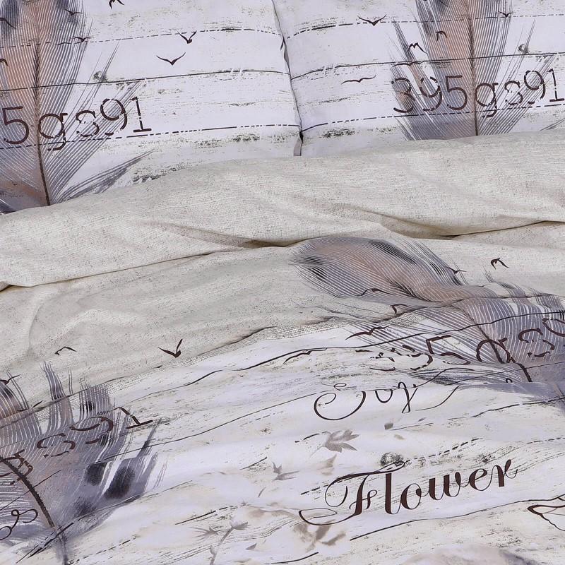 Vreme je za potpuno uživanje u modernim pamučnim posteljinama! Posteljina Svilanit Anette napravljena je od renforce platna, koje se smatra mekanom tkaninom i lakom za održavanje. Očaraće vas modernim dizajnom sa crtama. Posteljina je periva na 40 °C.