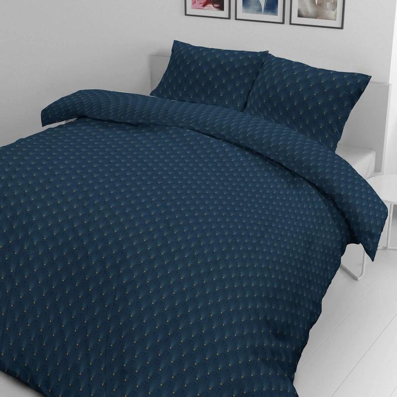 Vreme je za potpuno uživanje u modernim pamučnim posteljinama! Posteljina Svilanit Rise od mekanog pamučnog satena, koji je satkan od visokokvalitetnog, tankog tkanja. Posteljina od satena je prekrasan ukras vaše spavaće sobe, a u isto vrijeme odličan izbor za udoban i ugodan san. Posteljina je periva na 40°C.