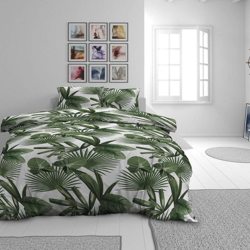 Vreme je za potpuno uživanje u modernim pamučnim posteljinama! Posteljina Svilanit Traveler napravljena je od renforce platna, koje se smatra mekanom tkaninom i lakom za održavanje. Očaraće vas modernim dizajnom. Posteljina je periva na 40 °C.