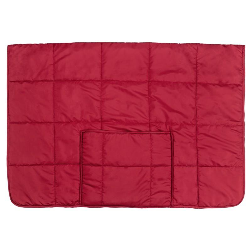 Višenamensko dekorativni prekrivač SoftTouch 4u1 impresioniraće vas svojom funkcionalnošću jer se može koristiti kao pokrivač, jastuk, prekrivač ili kao praktičan džep za stopala. Možete ga koristiti kod kuće na kauču, kao ćebe za automobil, biće neophodan i na pikniku ili na kampovanju. Napravljen je od kvalitetnih i mekih mikrovlakana, koja su izuzetno tanka i stoga prijatna za vašu kožu. Meka i glatka strana nudi različitu namenu prekrivača. Meka strana pogodna je za pokrivanje, dok glatka strana sprečava proklizavanje po raznim površinama provlačenjem. Pokrivač se može prati na 40 ° C