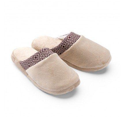 Ženske papuče Vitapur Family SoftTouch HOME - bež