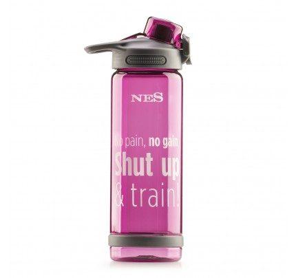 Flašica za vodu NES - roze