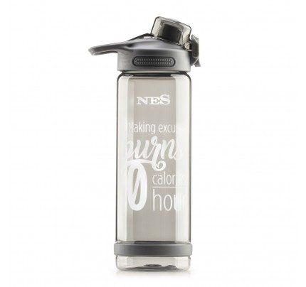 Flašica za vodu NES - siva