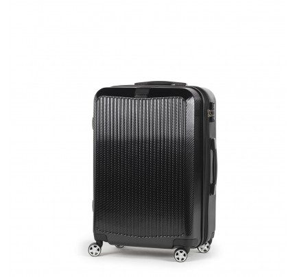 Kofer Scandinavia Carbon crni - 65 l