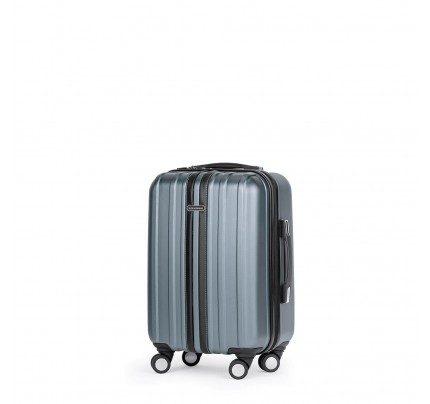 Kofer Scandinavia srebrni - 40 l
