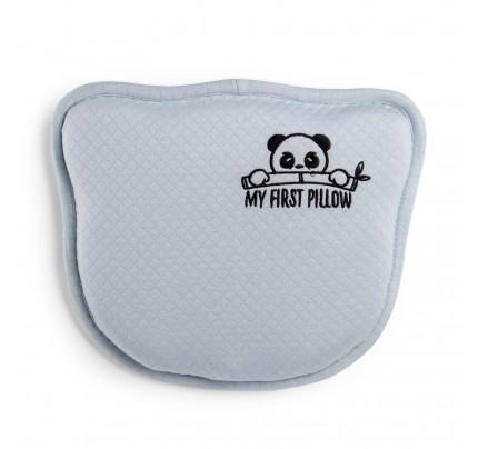 Dečiji anatomski jastuk Vitapur Panda - plavi