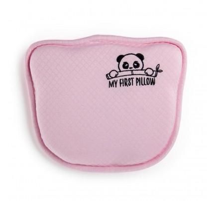 Dečiji anatomski jastuk Vitapur Panda - roza