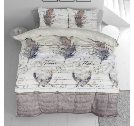 Pamučna posteljina Svilanit Anette