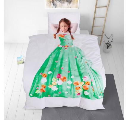 Dečija pamučna posteljina Svilanit Tiana