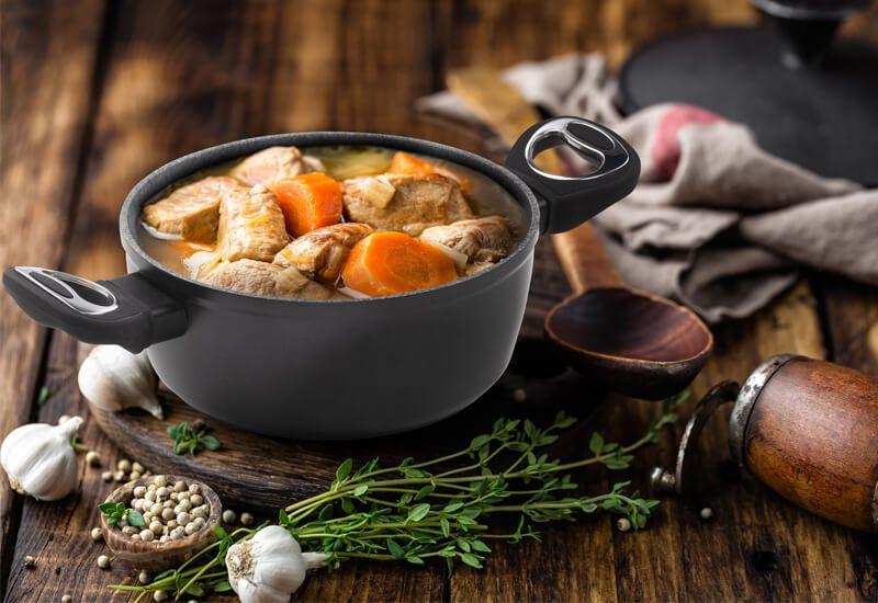 Kvalitetni materijali za brzo kuvanje i dug životni vek