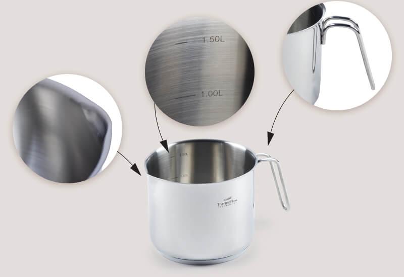 Za jednostavnije kuvanje i jednostavnu upotrebu