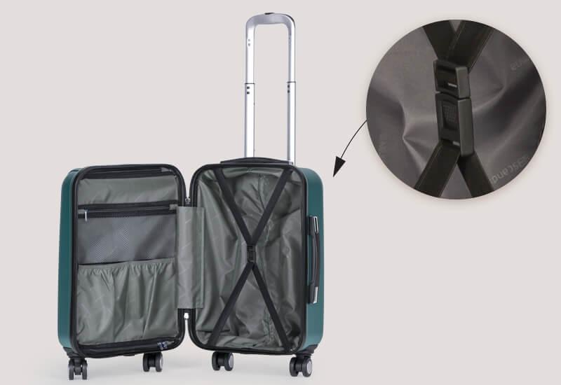 Pregledan i jednostavan za pakovanje