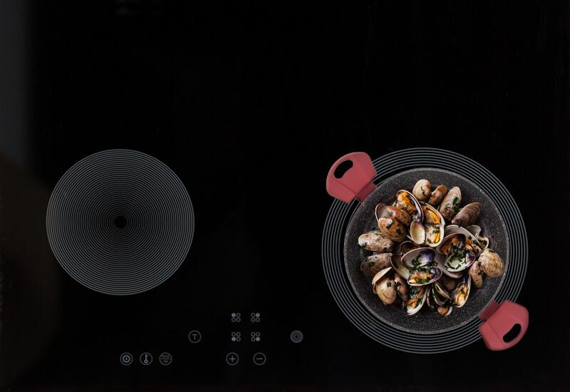 Primerena za sve površine za kuvanje, pa i indukcija