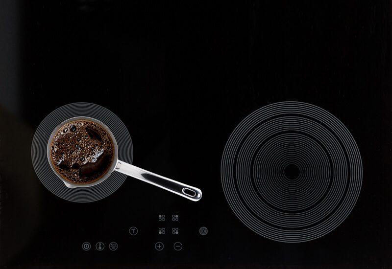 Primerena za sve površine za kuvanje, uključujući indukcionu