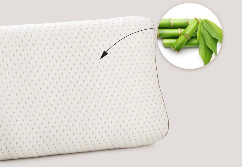 Navlaka sa učešćem bambusovih vlakana za dodatnu svežinu i higijensko okruženje za spavanje